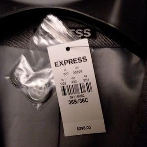 Express Mens Sportcoat sz 36S
